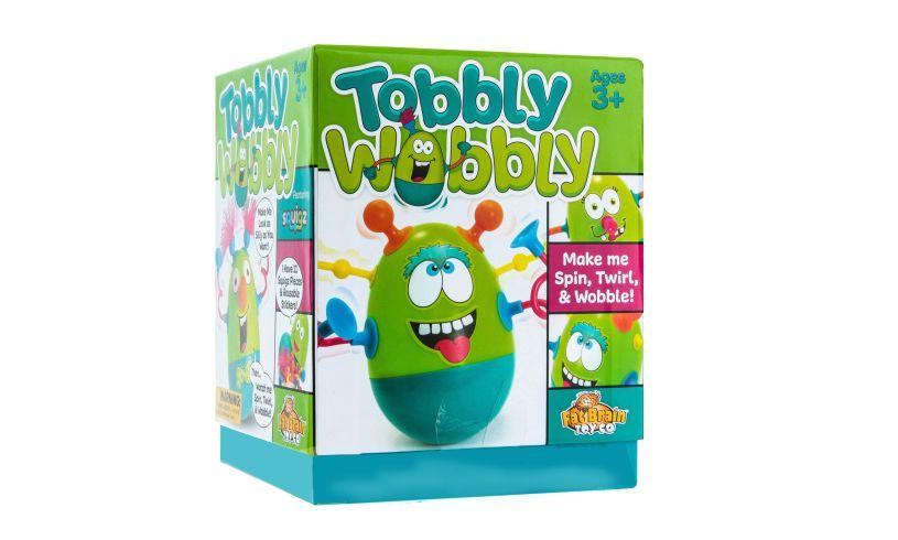 Tobbly Wobbly Box