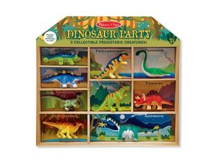 Melissa and Doug Dinosaur Party