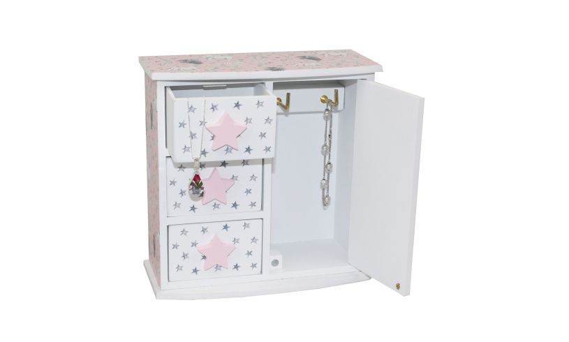 Floss and Rock Keepsake Wardrobe