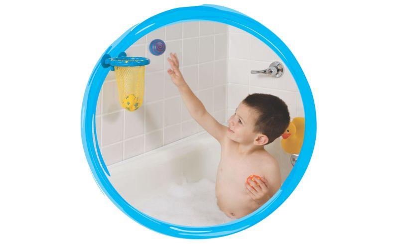 Hoops for the Tub - Bath Basketball! - Brilliant Childrens Presents