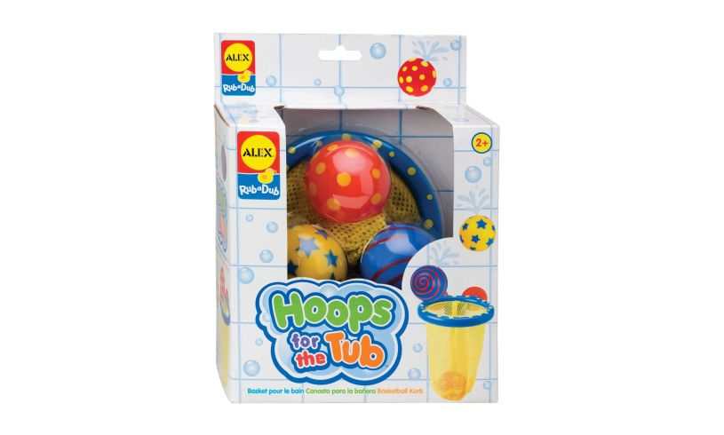 Hoops in the Tub Box