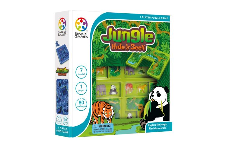 Smart Games Jungle Hide & Seek Box