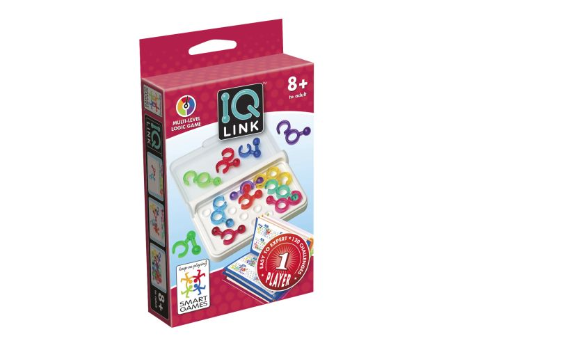 Smart Games IQ Link Box