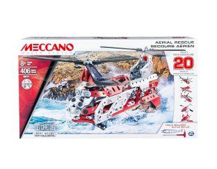 Aerial Rescue - 20 Model Meccano Set 16211