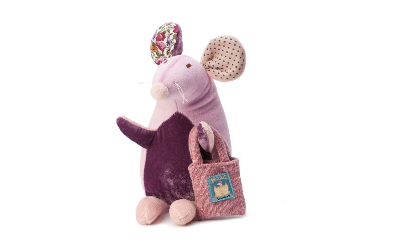 Ragtales Pom Pom Mouse Front