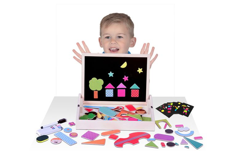 Fiesta Crafts Magnetic Shapes