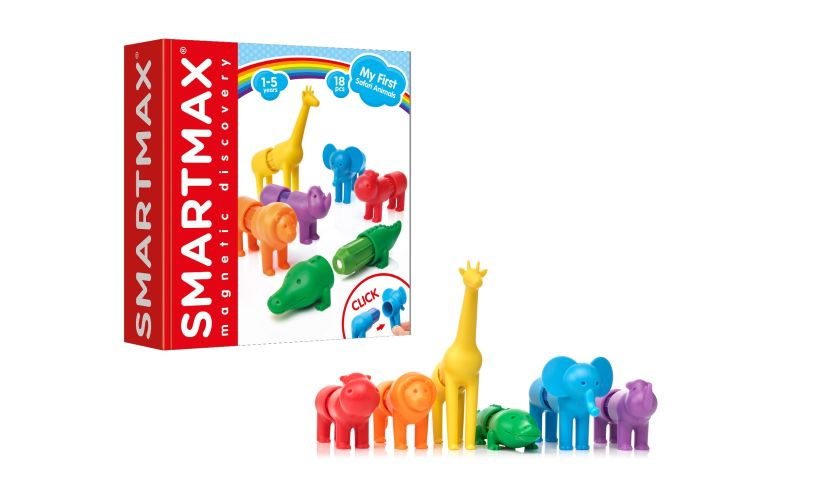 Smartmax My First SAFARI Animals SMX 220