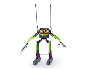 Micronoid Robot - Meccano