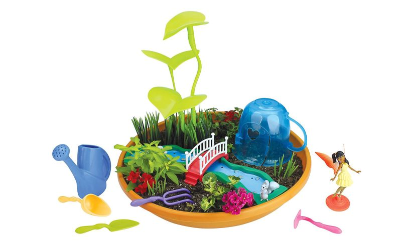 Lily Pond Garden - Grow & Play Contents