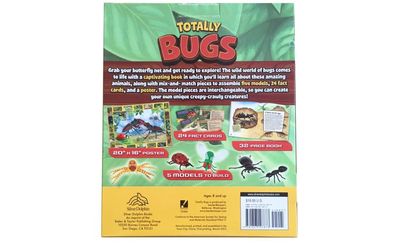 Totally Bugs Back