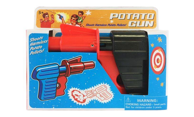 Spud Gun - Metal
