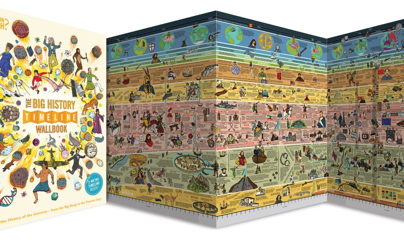 Big Bang to Present Day - History Wallbook