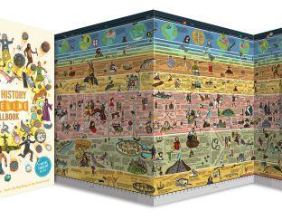 Big Bang to Present Day - History Wallbook
