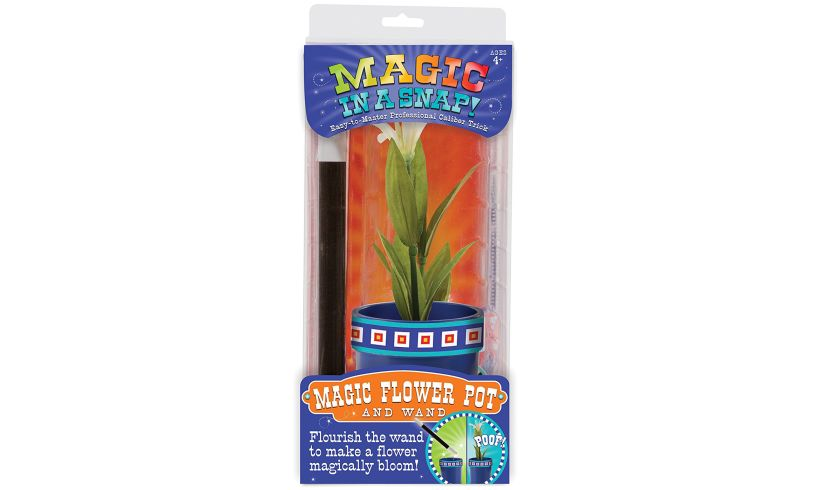 Magic Flower Pot Box