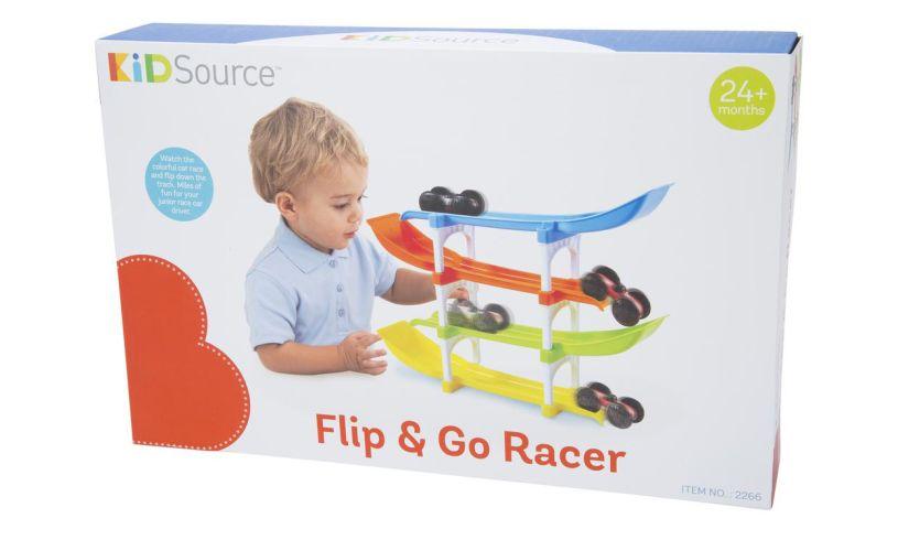 Flip & Go Racer Box