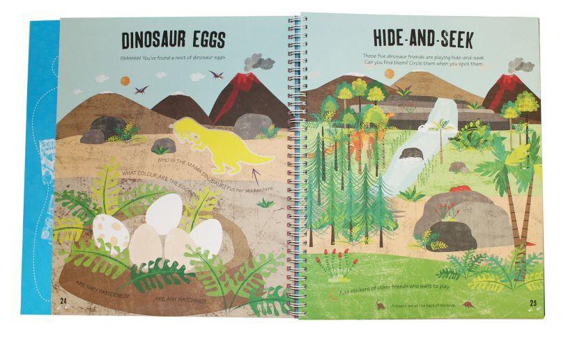 The Dinosaur Creativity Book 2