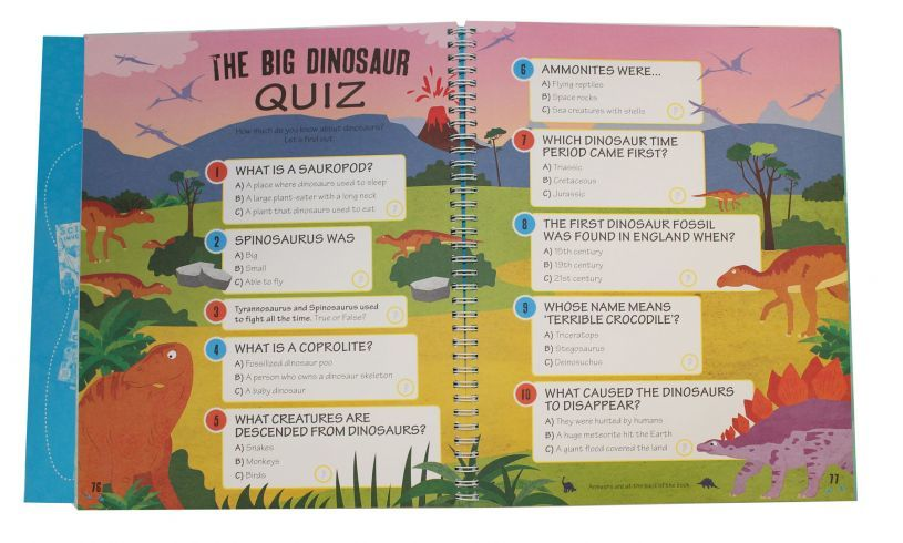 The Dinosaur Creativity Book 3
