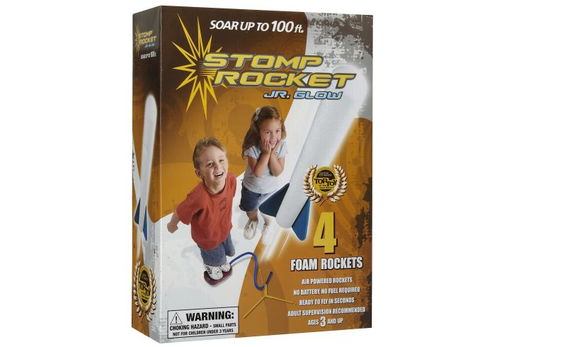 Stomp Rocket Jr. Glow