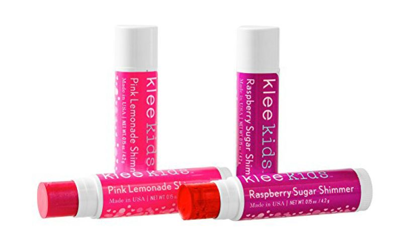 Klee Kids Sparkle Fairy All Natural Makeup Kit' Gloss