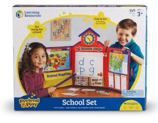 School Set - Pretend and Play