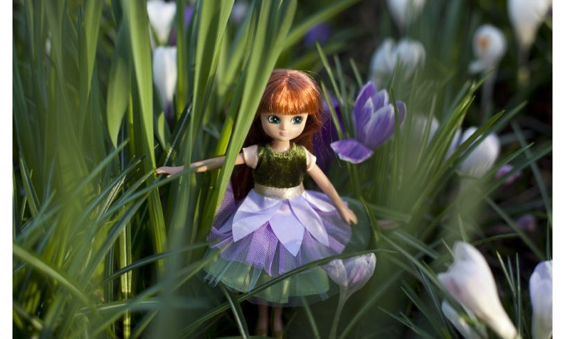 Lottie - Forest Friend Doll