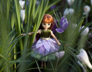 Lottie - Forest Friend Doll