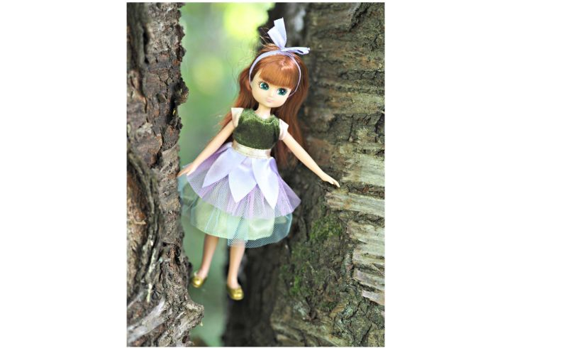 Lottie - Forest Friend Doll Lifestyle