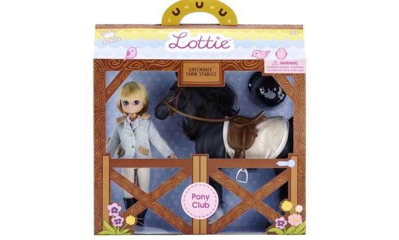 Lottie Pony Club Box