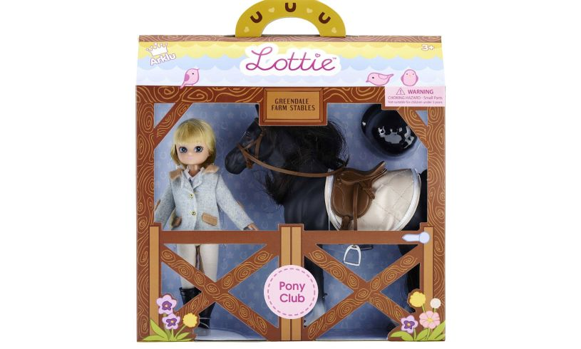 Lottie Pony Club Box