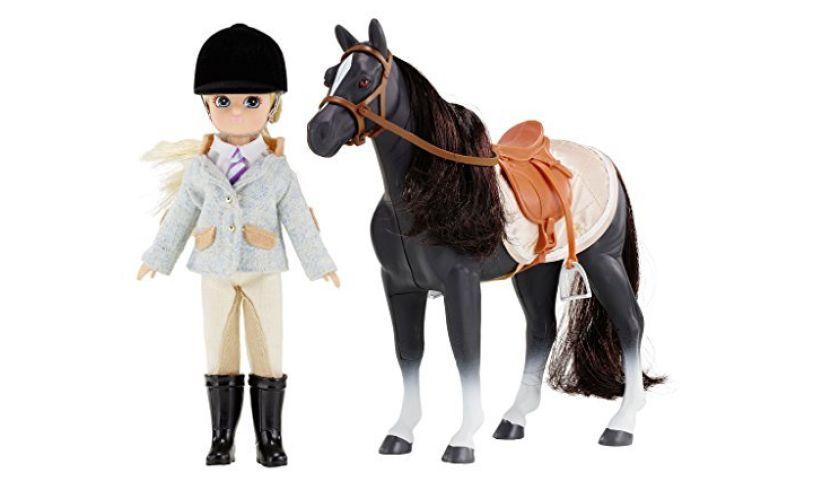 Lottie Pony Club Content