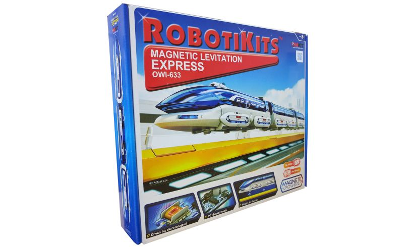 Magnetic Levitation Express Box