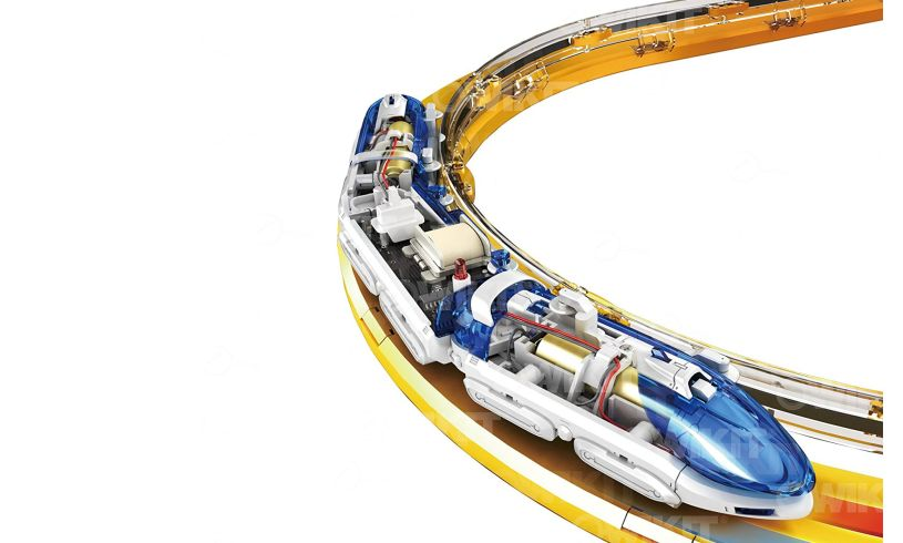 Magnetic Levitation Express Detail