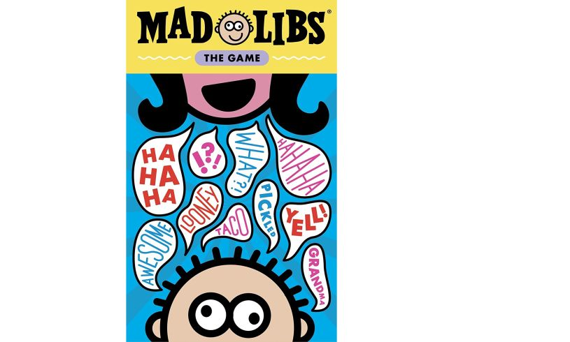 Mad Libs: the Game Box