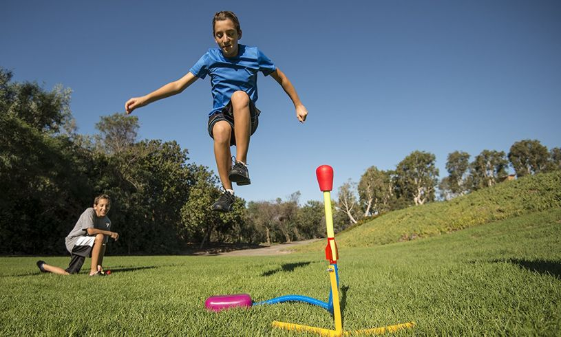 Stomp Rocket Ultra LED Lifestyle