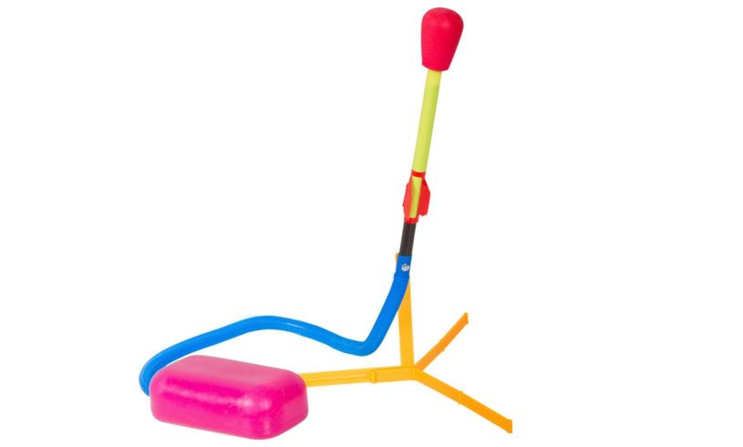 Stomp Rocket Ultra LED Content