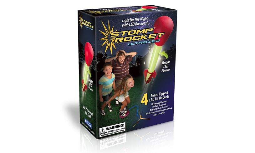 Stomp Rocket Ultra LED Box