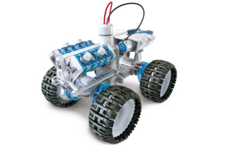 Salt Water Engine Car Box
