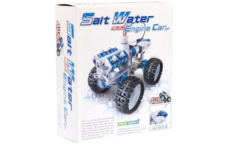 Salt Water Engine Car