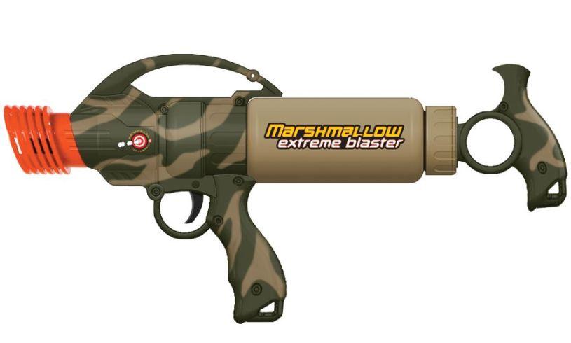 Extreme Marshmallow Blaster'
