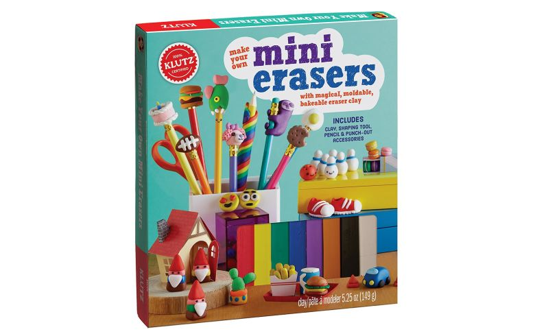 Make Your Own Mini Erasers
