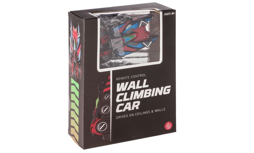 Wall Climbing Car - Defy Gravity boxed