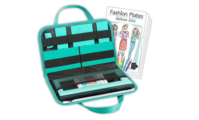 Fashion Plates Deluxe Design Set portfolio
