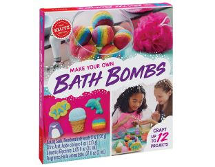 'Make Your Own Bath Bombs'