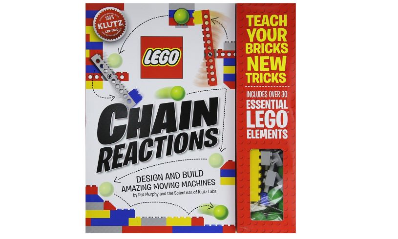 Chain Reactions Lego Kit - Moving Machines