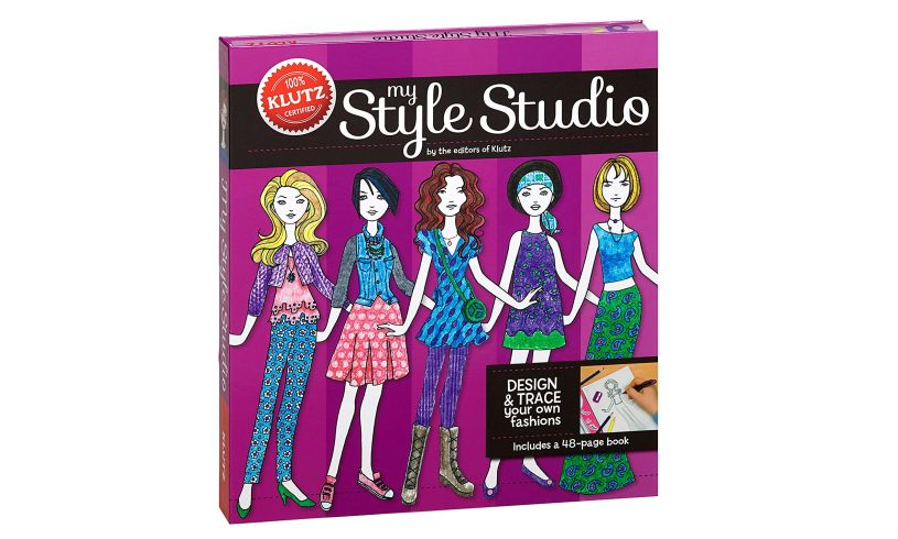 My Style Studio Design Trace Fashion Girls Aged 10