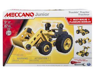 Meccano Junior 4 Model Set - 95 Parts