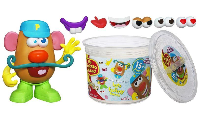 Mr. Potato Head bucket