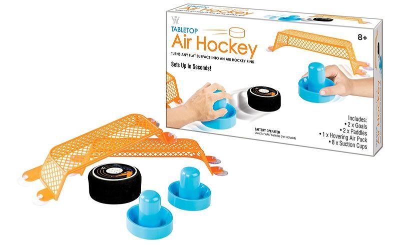Instant Tabletop Air Hockey