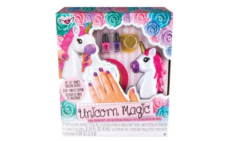 Unicorn Magic Nail Dryer Set - Brilliant Childrens Presents