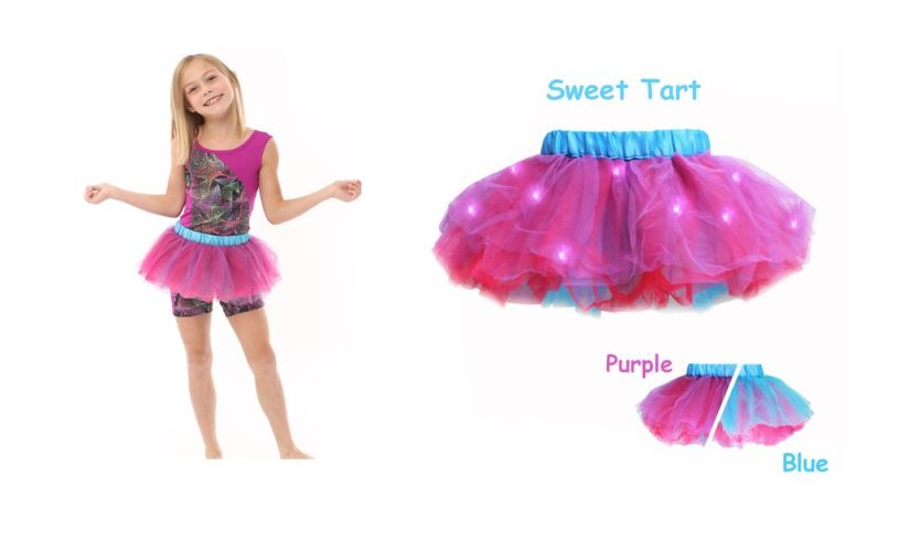 Reversible Scented Light-up Tutu